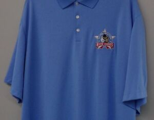 Negro-Leagues-Mens-Collectible-Embroidered-Polo-Shirt-XS-6X-LT-4XLT-New