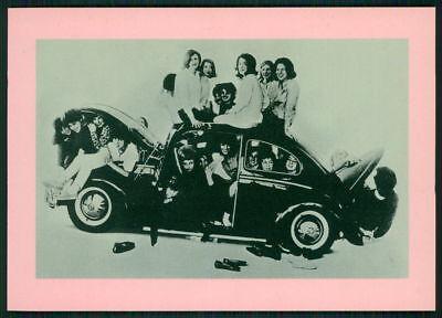 Sonstige Auto Vw KÄfer Alte Ansichtskarte Original Postcard Car Vw Beetle //m1303