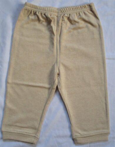 6-12m Hats /&  Mittens Unisex Tan Tingo Organic Cotton  Pants Shirts