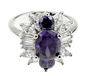 Antique-18K-Amethyst-White-Gold-Filled-Ring-Wedding-Jewelry-for-Women-7-di