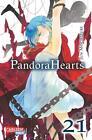Pandora Hearts 21 von Jun Mochizuki (2015, Taschenbuch)