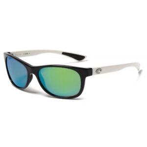 f1a261671 NWT Costa Del Mar Prop Black/White/Green Polarized Mirror 580P ...