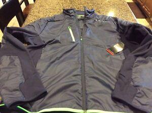 d4ba1e2f Details about Ralph Lauren Polo Sport Men's Hybrid Full Zip Windbreaker  Jacket Size XL
