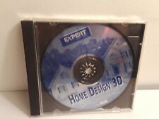 Elegant Item 3 Home Design 3D (Windows, 1997, Expert Software)  Home Design 3D  (Windows, 1997, Expert Software)
