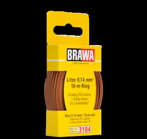 3104-Brawa-Stranded-Wire-0-14mm-32-10-12ft-Ring-Br