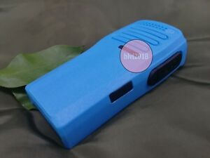 Blue-Replacement-Refurb-Front-Case-Kit-Housing-For-Motorola-CP200D-RADIO