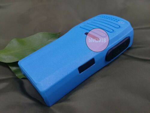 Blue Replacement Refurb Front Case Kit Housing For Motorola CP200D RADIO