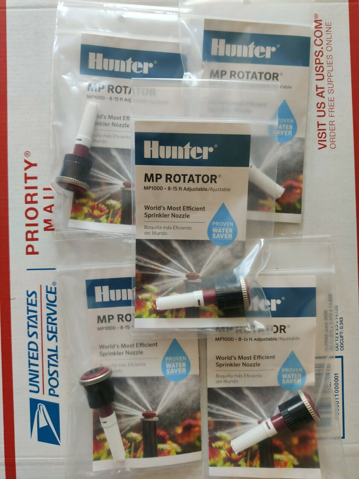 5 Hunter 8-15ft MP1000 Series Adjustable Free Shipping.