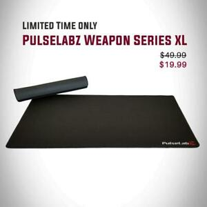 Pulselabz XL Weapon Series Mouse pad 19.99   Save $35 from BestBuy Canada Preview