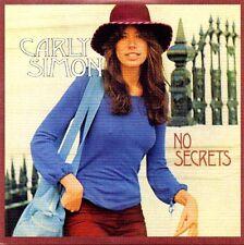 *NEW* CD Album  Carly Simon -  No Secrets (Mini LP Style Card Case)