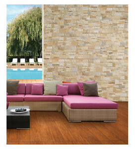 Piastrelle gres rivestimento moderno effetto pietra Fiordo ...