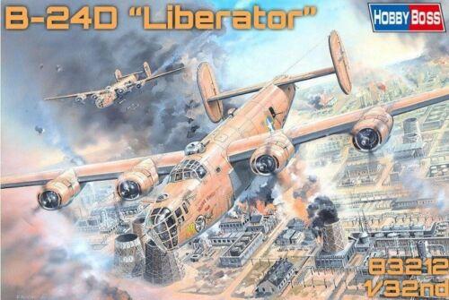 TOP NEUHEIT SONDERKONTINGENT 10 STÜCK HOBBY BOSS  B-24 D LIBERATOR IN 1//32 !