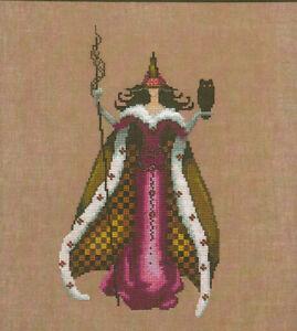 Mirabilis-MD-MARI-Bewitchng-Pixie-Designer-Nora-Corbett-210-cross-stitch-pattern