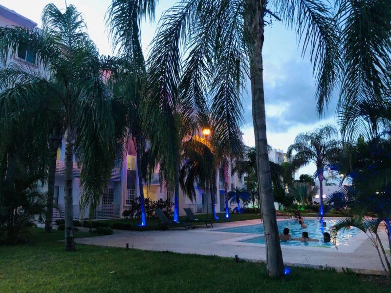 Departamento Renta Largo Plazo, PB, Paseo Los Olivos, Playa del Carmen