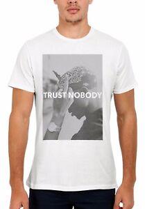 2fe7af79bcf Tupac 2 Pac Shakur Trust Nobody Funny Men Women Vest Tank Top Unisex ...