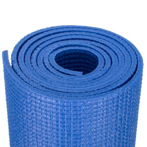 6 Mm PVC Mousse Tapis De Yoga Exercice Fitness Gym Entraînement Tapis Physio Pilates//Non-slip