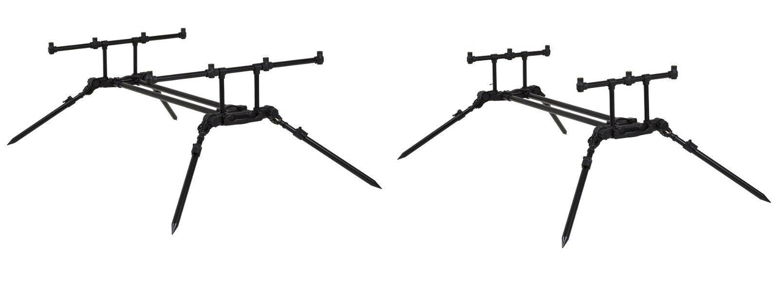 JRC EXTREME TX POD RODPOD rod pod supporto canne da pesca canne EDIZIONE supporto canne