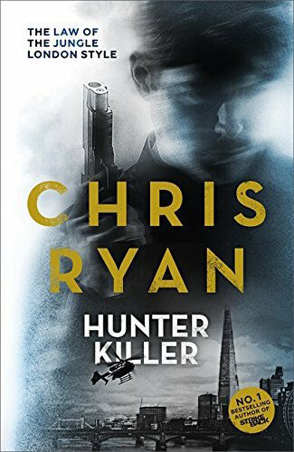 CHRIS RYAN ___ HUNTER KILLER __ C FORMAT  _____ BRAND NEW __ FREEPOST UK