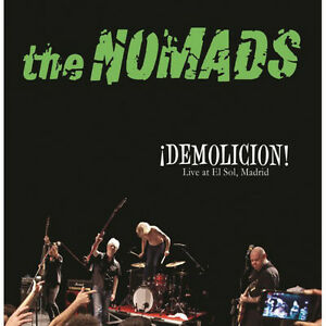 THE-NOMADS-DEMOLICION-LIVE-AT-EL-SOL-MADRID-RECORD-LP-VINYLE-NEUF-NEW-VINYL