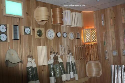 PIETRE SAUNA controllo econ d1 EOS Forno Sauna Set 34 a 7,5 Kw MADE IN GERMANY