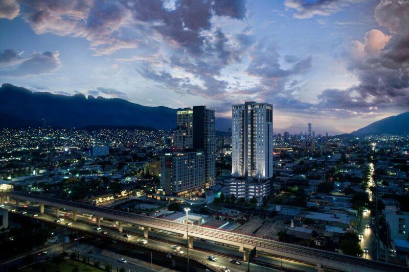 Departamento en Venta en Héroes 47, Monterrey, 2 recámaras