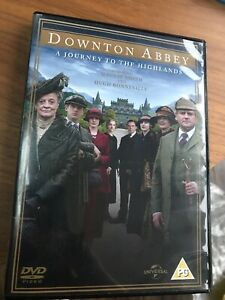 Downton-Abbey-DVD-A-Journey-To-The-Highlands-Special-for-Christmas-FREE-UK-POST