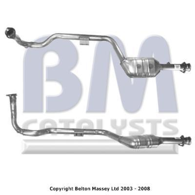 TYPE APPROVED FOR MERCEDES-BENZ CLK 2.3 2000-2 3952 CATAYLYTIC CONVERTER CAT