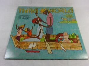 Third World - Journey To Addis  - Includes Original Liner