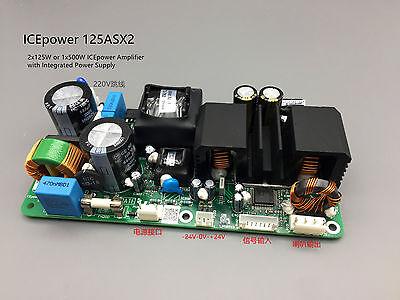 ICEPOWER Leistungsverstärkerplatine ICE125ASX2 Dual-Ch Digital Audio Amp Module
