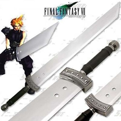 """42/"""" Strife Sword With Sheath and Stands F.F Cloud Buster Strife Sword 52/"""""""