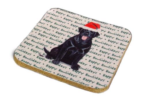 Beagle Coasters Christmas Themed