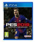 Pro Evolution Soccer 2019 (Playstation 4, 2018)