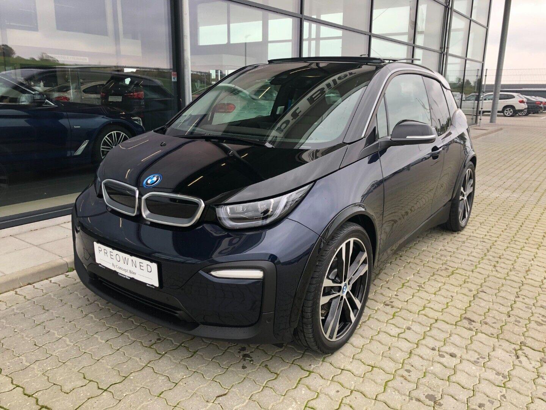 BMW i3  Charged Professional aut. 5d - 299.995 kr.