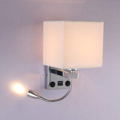 1pc 6W LED Wandleuchte Wandlampe Flurlampe Treppenlampen Weiß Gartenlampe
