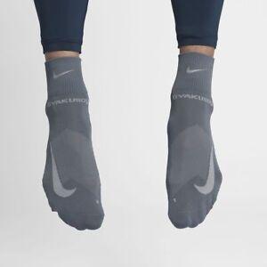 new arrivals d57e1 ef13b Image is loading Nike-Undercover-Gyakusou-NikeGrip-Unisex-Quarter-Socks -Grey-