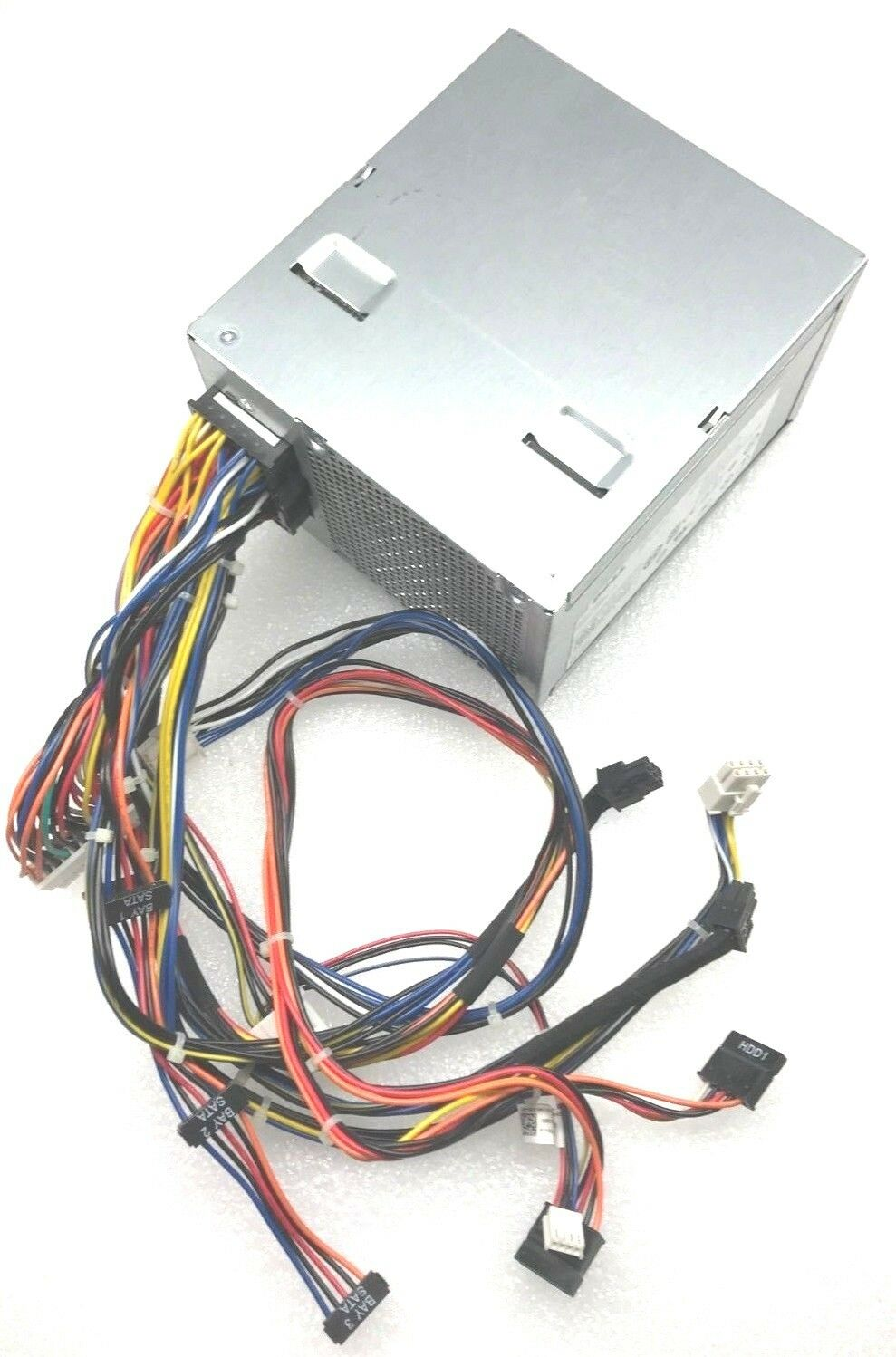 Dell Precision T5500 875w Power Supply With Wire Harness D Pn J556t Wiring Workstations Norton Secured Powered By Verisign