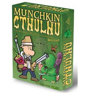 GDT-MUNCHKIN-CTHULHU-SET-BASE-Colori-Gioco-di-Carte-da-Tavolo-Raven-ITALIANO