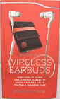 Plantronics BackBeat GO 2 Wireless Bluetooth Stereo Earbuds WHITE+ Charging Case