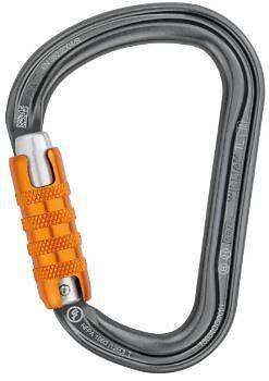 Petzl William Pear Shape Carabiner Straight Lock//Triact Lock //Ball Lock M36A