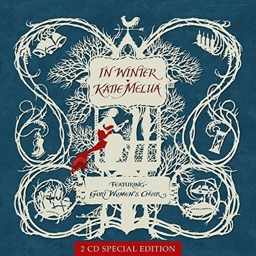 Katie Melua - In Winter [New CD] Special Edition, UK - Import