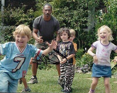 daddy Day Care Max Burkholder Signed Movie 8x10 Photo *max* W/coa