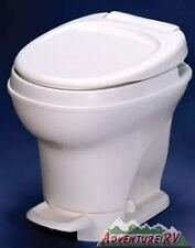 Thetford Aqua Magic V RV Toilet Low Profile Foot Flush 31650