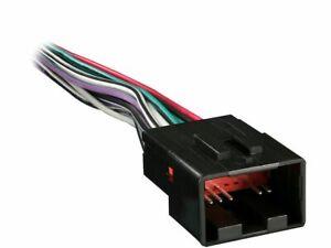 for 1998 ford e350 econoline radio wire harness 51496jp | ebay  ebay