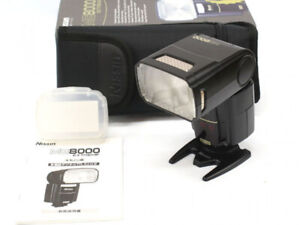 Nissin-Extreme-Strobe-MG8000-Shoe-Mount-Flash-For-Canon