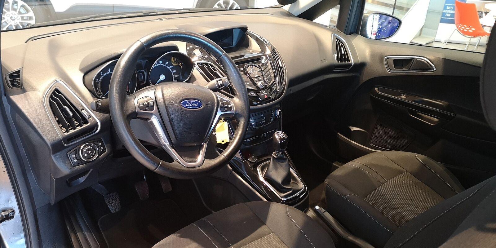 Ford B-MAX 1,0 SCTi 125 Titanium - billede 8
