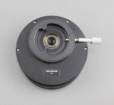 Olympus Microscope Bh2 Ca Magnification Changer Bertrand Lens Ph 1x 125x 15x