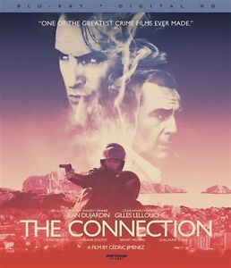THE-CONNECTION-New-Sealed-Blu-ray-La-French