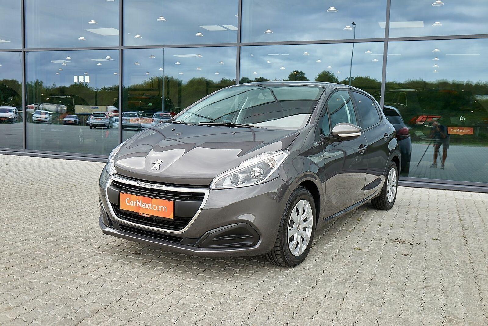 Peugeot 208 1,2 PT 82 Envy 5d - 109.900 kr.