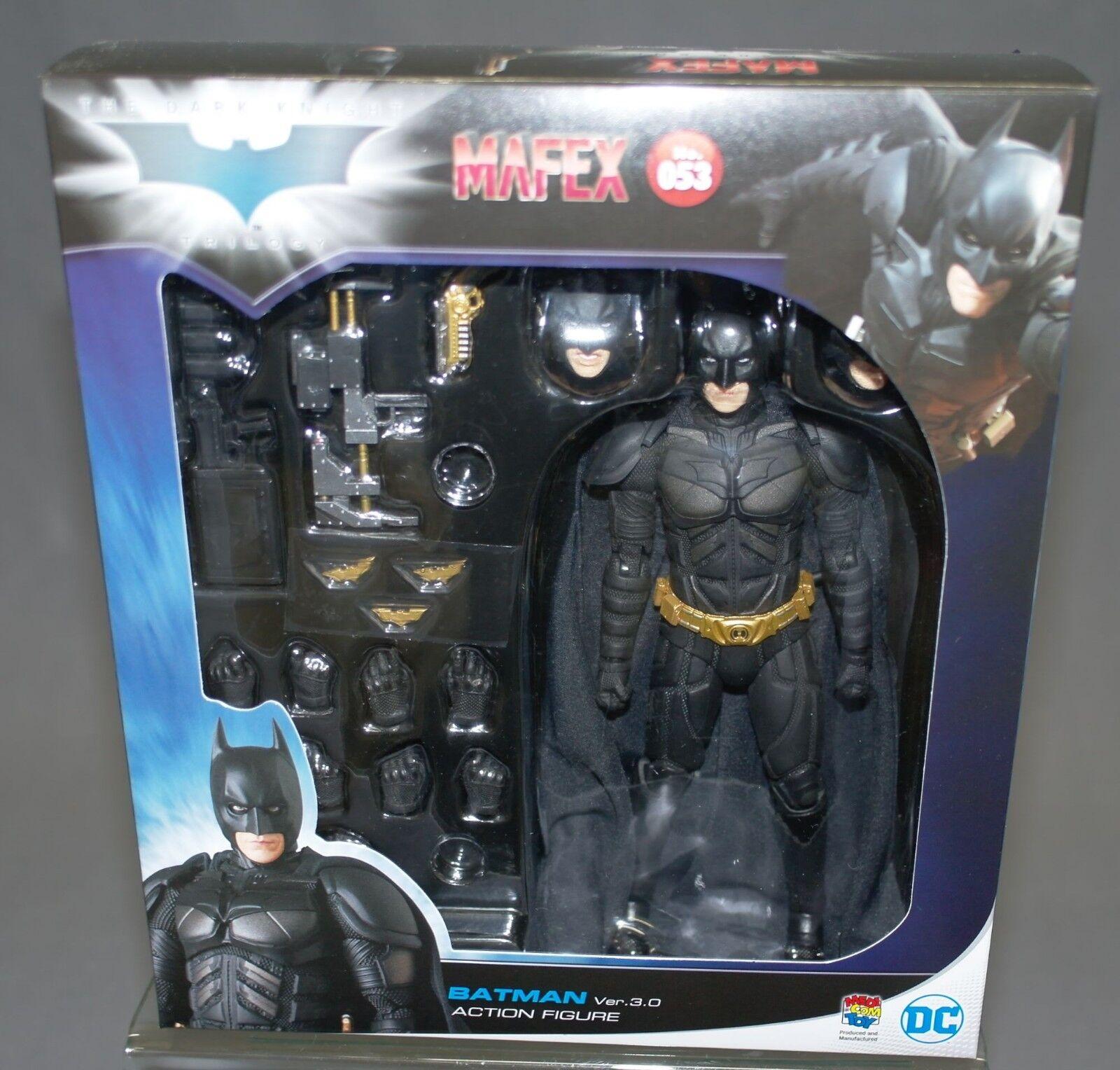 MAFEX No.053 MAFEX BATMAN Ver.3.0 Medicom Toy JAPAN NEW