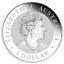 Kookaburra 1oz Silver Coin Square Penny Privy Mark NGC MS69 ANDA 2019 100th Ann